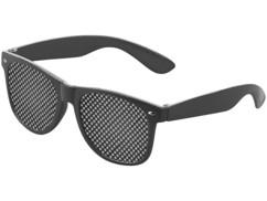 Lunettes à grille pour gymnastique et détente oculaire - x3