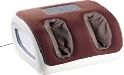 Masseur pour pieds avec rouleaux de massage rotatifs