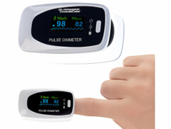 Oxymètre de pouls haute précision à écran couleur V2