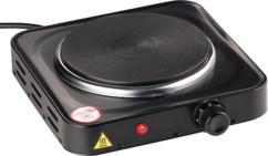 plaque de cuisson electrique 1000w pas cher pour étudiant avec thermostat 5 niveauc