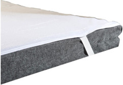 Protège matelas imperméable lavable - 200 x 200 cm