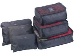 Sacs de rangement pour vetements gain de place dans la valise