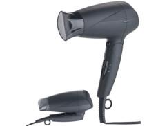 seche cheveux de voyage ionique 2 vitesses avec votage commutable 120 230v sichler