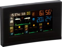 station meteo digitale connectée avec application suivi sur smartphone fws-740 par Infactory