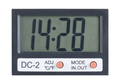 Thermomètre numérique pour aquarium