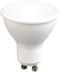 ampoule led spot gu10 5w avec detecteur obscurité pour allumage automatique luminea