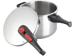 cuiseur cocotte minute en acier inoxydable pour cuisson valeur pression 6l