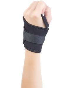 Bandage poignet en néoprène pour gaucher/droitier