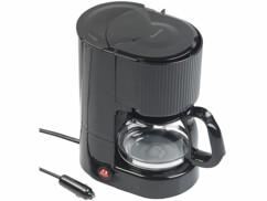 Cafetière électrique allume-cigare 650 ml pour jusqu'à 3 tasses- 24 V / 300 W