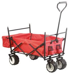 chariot pliable couvert pour courses picnic et transport de petits objets