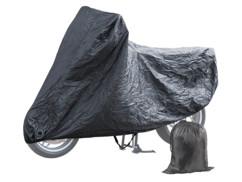 Housse de protection pour moto avec sac de rangement - taille L