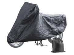 Housse de protection pour moto avec sac de rangement - taille S