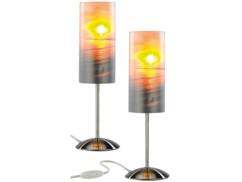 2 lampes personnalisables