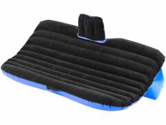 Lit gonflable pour banquette de voiture avec pompe 12 V
