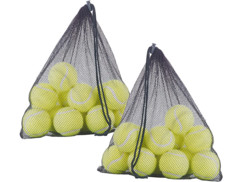 Lot de 24 balles de tennis Ø 65 mm, niveau avancé