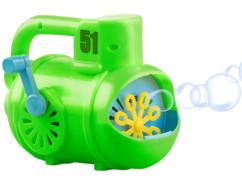 machine a bulles pour enfants forme sous marin jaune pour jeu exterieur été