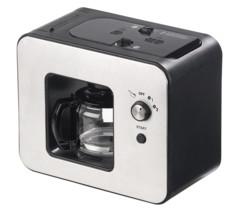 Machine à café automatique design 800 W avec moulin à grains KF-506