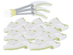 Pack de 9 microfibres pour brosse nettoyante spéciale stores vénitiens