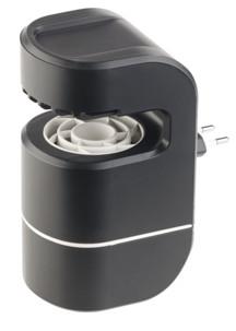 Piège à insectes 6 W double action : lampe UV et ventilateur