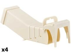 piège a souris non létal pour pieger souris sans les tuer pack de 4 pièges