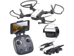 drone avec caméra live et fonction follow me suivi automatique sujet personne pour plans fixes gh-5 simulus