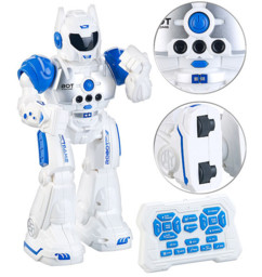 mini robot telecommandé avec gestes programmables et commandes par gestes Playtastic