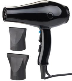 Sèche-cheveux réglable 2000 W - Avec ionisateur