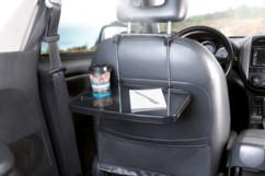 tablette de support avec crochets pour notebook pour voiture pour volant pour appui tete