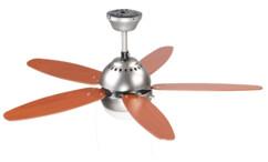 """Ventilateur de plafond avec plafonnier """"VT-597"""" - Ø 92 cm"""