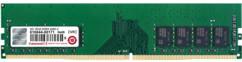 Barrette de mémoire DDR4 - 4 Go PC2400 Transcend (2400 MHz)