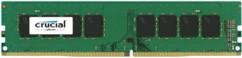 Barrette de mémoire DDR4 - 8 Go PC2400 Crucial (2400 MHz)