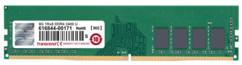 Barrette de mémoire DDR4 - 8 Go PC2400 Transcend (2400 MHz)