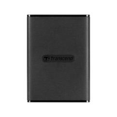 Disque dur SSD Transcend ESD230C avec 240 Go de mémoire.