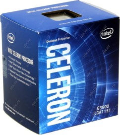 Processeur Intel Celeron G3900 2.8 GHZ