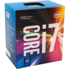 Processeur Intel Core i7 - 7700