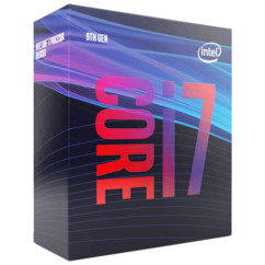 Processeur Intel Core i7 - 9700 (3 GHz) Socket 1151.
