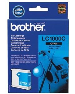 Cartouche originale Brother ''LC1000C''