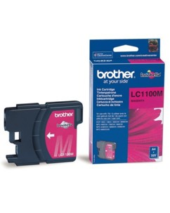 Cartouche originale Brother ''LC1100M''