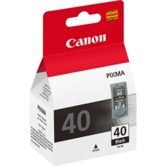 Cartouche originale Canon PG40 - Noir
