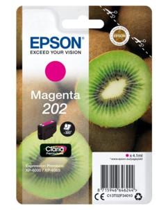 Cartouche originale Epson N°202 Kiwi Série - Magenta