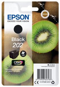 Cartouche originale Epson N°202 Kiwi Série - Noir