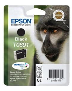 Cartouche originale Epson T089140 - Noir