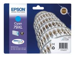 cartouche encre cyan epson 79xl tour de pise pour workforce pro