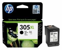Cartouche HP N°305 XL 3YM62AE noir.