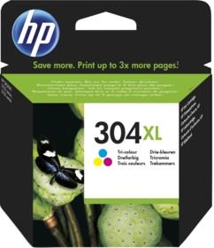 Cartouche originale HP ''N9K05AE'' N° 304 XL - Couleur