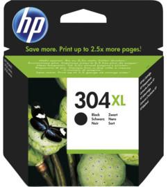 Cartouche originale HP ''N9K08AE'' N° 304 XL - Noir