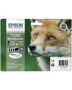 Cartouches originales Epson ''T128540'' Pack couleur + noir