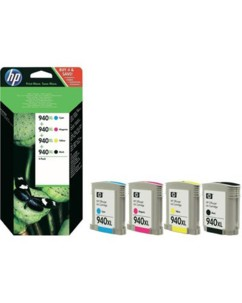 Cartouches originales HP Pack 940 C2N93A