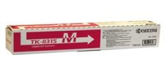 Toner Magenta TK-8315M pour imprimantes Kyocera TASKalfa