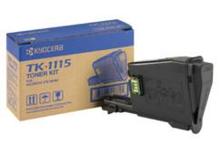 Toner Noir TK-1115 pour imprimante Kyocera FS-1220MFP